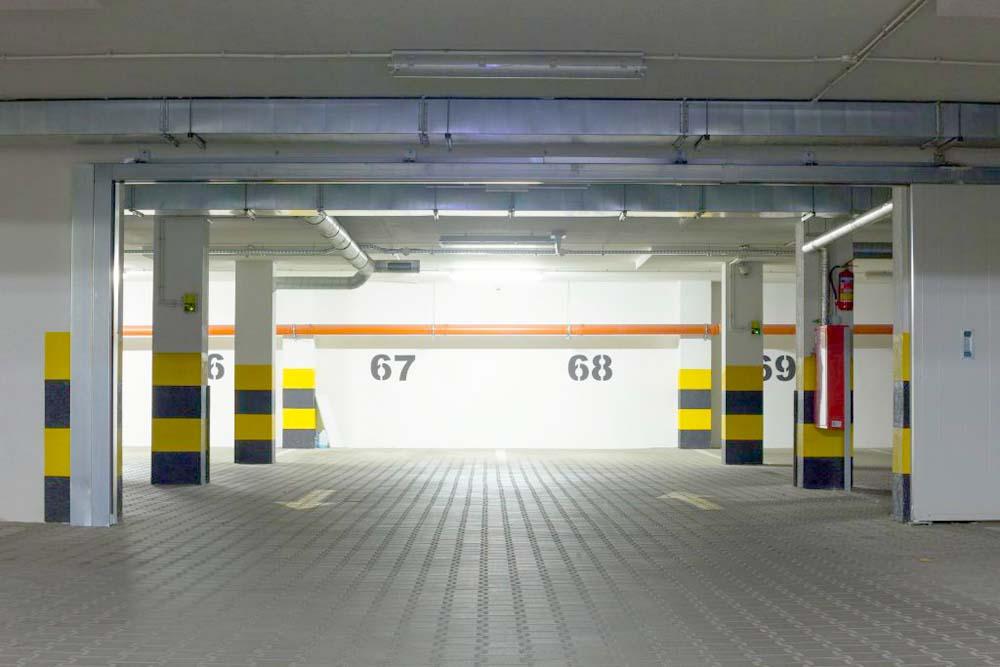 Venta y Alquiler de Plazas de Garaje